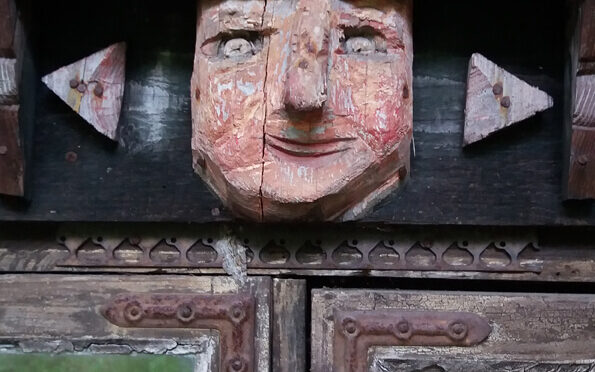 TODENSANOJA – Ääniteos Alpo Jaakolan Patsaspuistossa